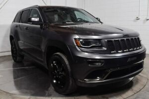 2016 Jeep Grand Cherokee OVERLAND ECODIESEL CUIR TOIT NAV  À VEN