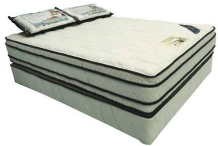 Wool Luxury mattress - 15 Year Warranty - Made in Aus