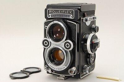 TLR камеры Almost MINT Rolleiflex 3.5F
