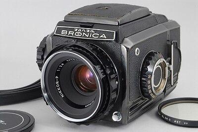 Пленочные фотокамеры [Exc+++++] Zenza Bronica S2