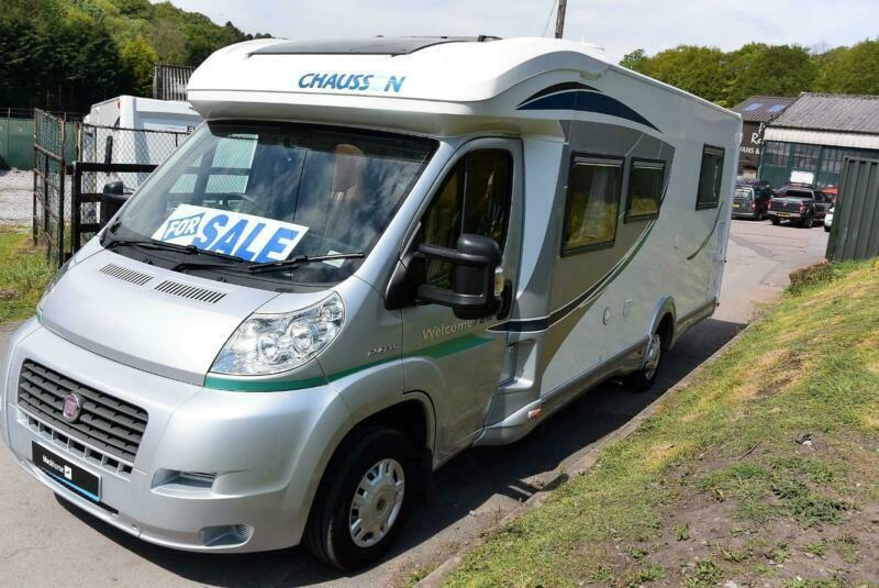 Chausson Welcome 78 EB, 2012, used motorhome, island bed, 4 seatbelts,  sleeps 3 | in Honley, West Yorkshire | Gumtree