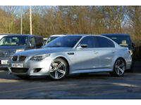 2006 (56) BMW M5 5.0 V10 507 BHP Full BMW Japan Service History Upgraded Exhuast