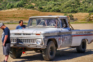 Looking for a mid 60s Chevy/ GMC pickup
