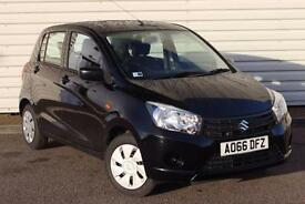 Suzuki Celerio 1.0 SZ2 Petrol Manual 5 Door Black 2016