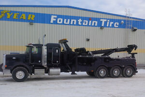 CERTIFIED Towing & Recovery Ltd.  RED DEER Towing Service