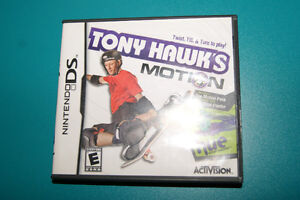 DS game Tony Hawk's Motion - $15. New price $10. Stratford Kitchener Area image 1