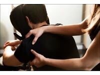SEATED ACUPRESSURE MASSAGE - A New Day Holistic Services - Bath City Centre