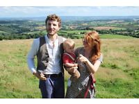 Couple looking for a rural 2 bed place to rent and live in north lake district