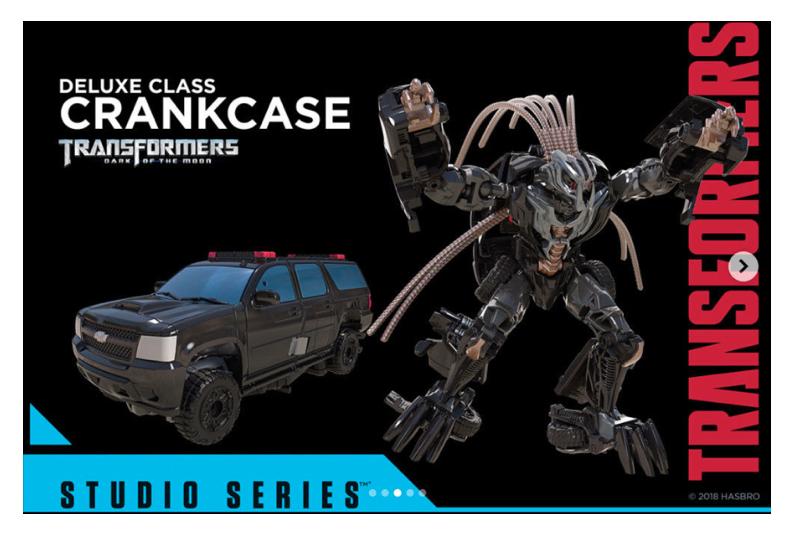 Hasbro Transformers Studio Series #29 Deluxe DOTM Sideswipe Figure New InHand