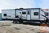 2015 Prowler 30LX Travel Trailer