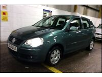 VW Polo 1.4 S 5dr, Automatic, MOT 25/04/2019, HPI Clear, Excellent Condition. Cheap to Run