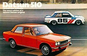 Wanted Datsun 510