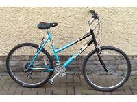 "Bike/Bicycle. LADIES RALEIGH "" VOLATILE "" MOUNTAIN BIKE"