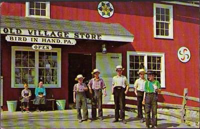 (v3w) Bird-In-Hand PA: The Old Village Store