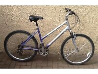 """Bike/Bicycle.LADIES FALCON """" ECLIPSE """" ALLOY LIGHTWEIGHT HYBRID BICYCLE"""