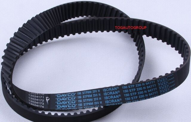DAYCO TIMING BELT for PEUGEOT 406 ES9J4 V6 97-04 407 ES9A 04-09 607 3.0L 01-08