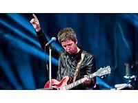 Noel Gallagher and Richard Ashcroft ticket