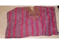 African style clothing top