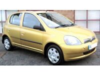 Cheap Toyota Yaris 998cc Low Miles Beginners Car Swap corsa clio fiesta focus Astra Corolla