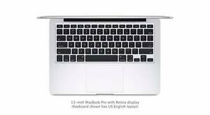 Latest Gen 13-inch MacBook Pro Retina display, 512GB SSD, 8GB RAM Allawah Kogarah Area Preview