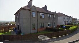 2 BED FLAT - UPHALL - RENT £500pm