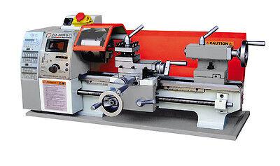 Holzmann Metalldrehmaschine Drehmaschine Tischdrehmaschine ED300FD