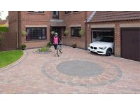 Michael Hayes driveways Services. Landscaping Block Paving. driveways & Patios Building Walls
