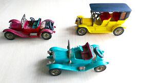 Matchbox Yesteryear Cars