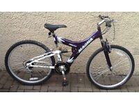"""Bike/Bicycle. GENTS MAGNA """" HAITI """" MOUNTAIN BIKE"""