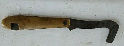 Timber Scribe Trace Knife OVB (Hibbard Spencer and Bartlett)