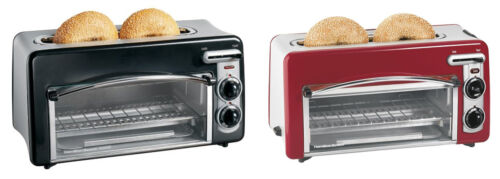 toastation 2 slice toaster and mini ovens
