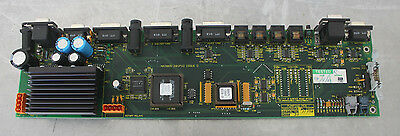 Waters Micromass Q-tof Mass Spec Part 3865201dc Pumping Logic Pcb Circuit Board