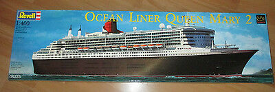 Liner Queen Marry II QM2 Cunard Line Revell 05223 Bausatz Kit 1:400