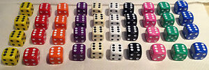 4-X-Dice-Dust-Valve-Caps-Red-White-Blue-Pink-Orange-Ivory-Black-Purple-Green