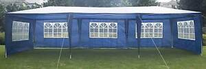 ON SALE - 3x9m Wedding Outdoor Gazebo Marquee Tent Canopy Blue Melbourne CBD Melbourne City Preview