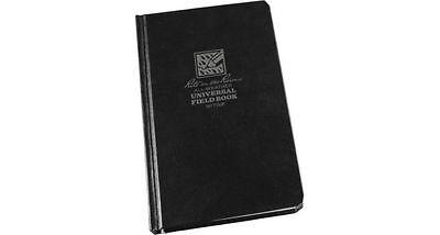 Rite In The Rain Black Hard Bound Notebook 770f
