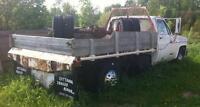 1989 GMC  3500 Pickup Truck DUALLY
