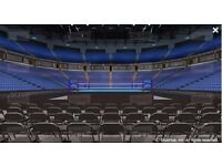 2x Floor H Anthony Joshua Dillian Whyte Chirsora Boxing Tickets Manchester Sat 10th Dec £300 Each