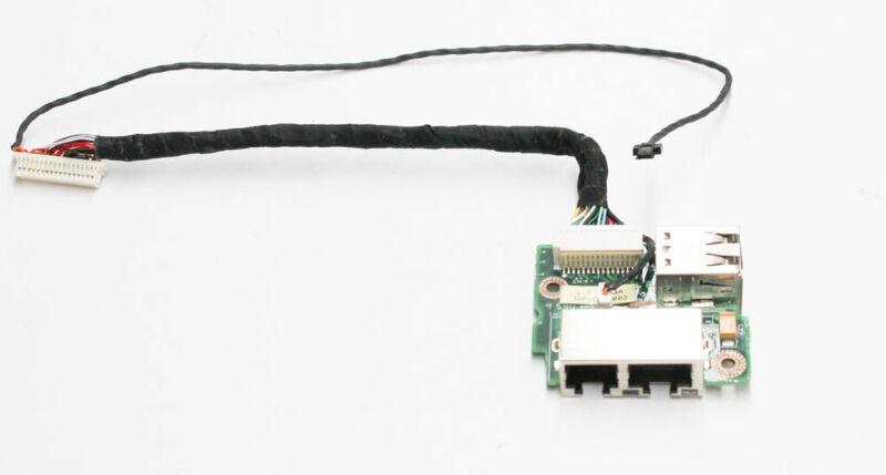 """Da0pa6pi6a Gateway Power Button Board With 2 Usb Ethernet 32pa6sb0003 """"grade A"""""""