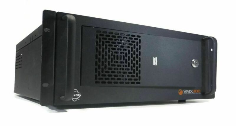 PELCO VMX-300 Video Management System VMX300-CSVR-4