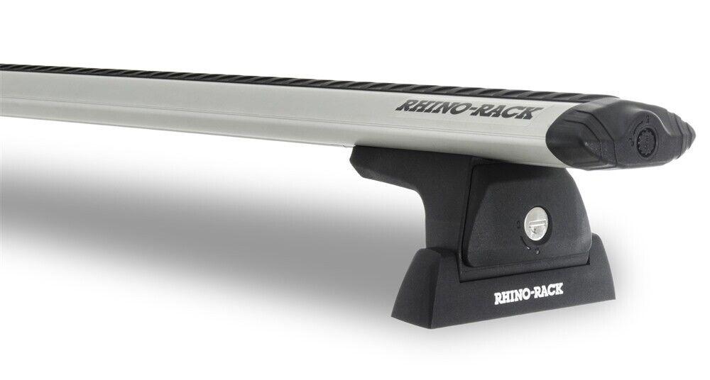 2 Bar Rhino Roof Rack for MERCEDES Vito 2dr Low Roof SWB//LWB 04//04-06//15 JA0819