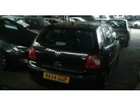 2004 VW POLO 1.4 PETROL BREAKING FOR PARTS