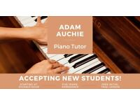 Online Piano Lessons from young, enthusiastic piano teacher - starting from £12