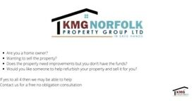 Wanting to sell but your property needs improvements and you don't have the funds?