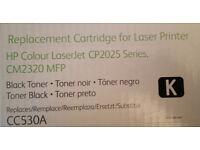 LASER TONER CARTRIDGE - BLACK - XEROX CC530A