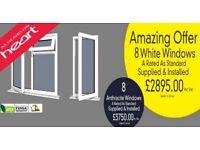 Double Glazed Windows and Doors, Bi-Folding Doors and Cladding