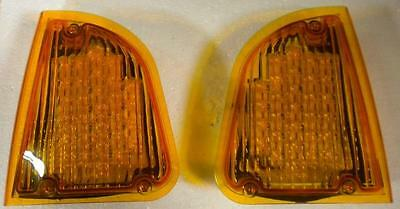 OUTLAW CUSTOMS KENWORTH K300 T300 T330 T600 LED TURN SIGNALS P54-1038 39336/37