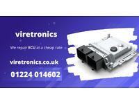Viretronics ECU Repair in London **Lifetime Warranty ECU Testing fee
