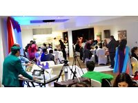 Indian Live Band for weddings, birthday & other parties
