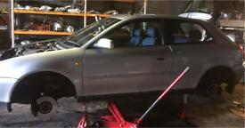 AUDI A3 2000 FOR BREAKING PARTS